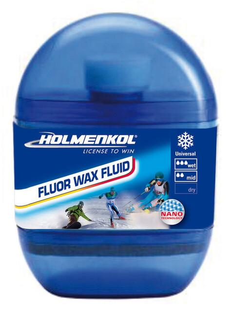 Holmenkol Fluor Wax - 75ml azul